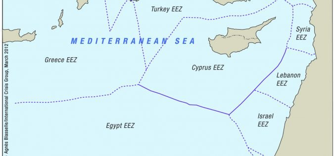 Cyprus and Egypt move to establish regional energy cooperation
