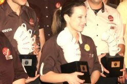 H Αναστασία Παλογιαννίδη «Barista of the Year» των Costa Coffee