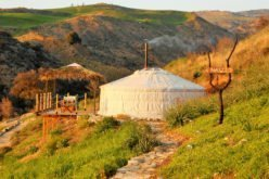Yurts – A getaway with a difference