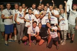 "Hilton participates at the ""Running under the Moon"""