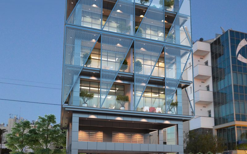 A. Athanasiou Group presents the residential project Almaz