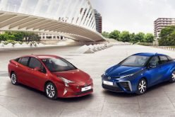 Toyota Mirai receives environmental award of the year