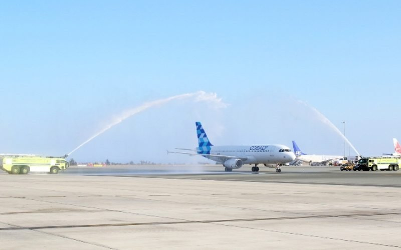 COBALT: Cyprus new airline is officially spreading its wings