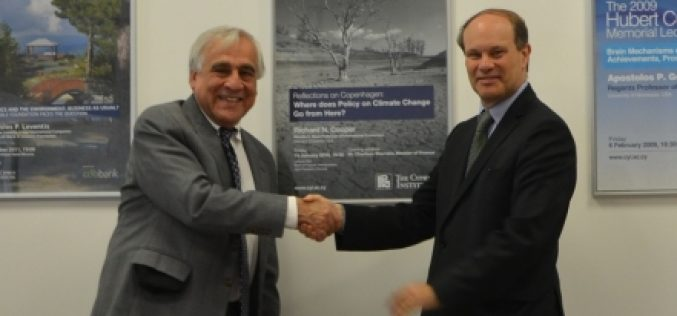New horizons open in Franco – Cypriot Scientific Collaboration
