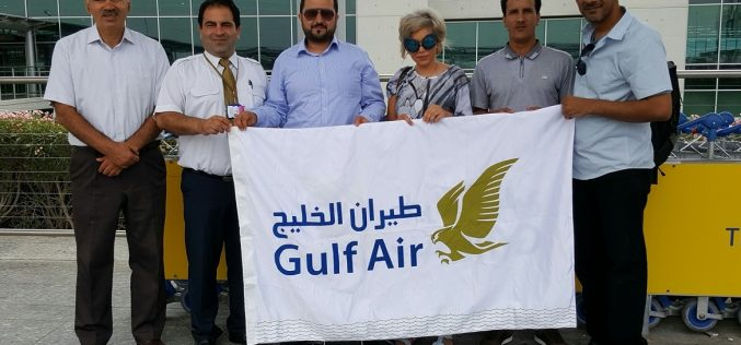 Gulf Air marks 40th anniversary of service between Bahrain and Cyprus