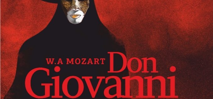 The 18th Pafos Aphrodite Festival presents Mozart's popular opera Don Giovanni