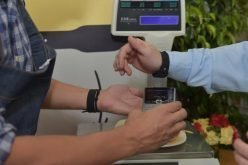 Wearable contactless Visa card by Hellenic Bank