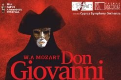 O Don Giovanni στο 18o Pafos Aphrodite Festival