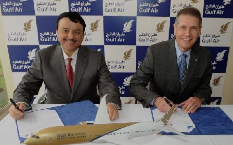 Gulf Air selects 787 business seat manufacturer