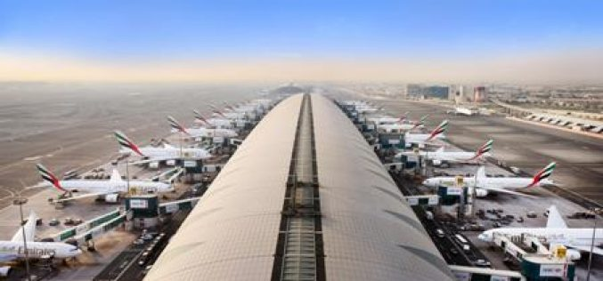 Emirates aircraft cover 432m Km across the globe in six months