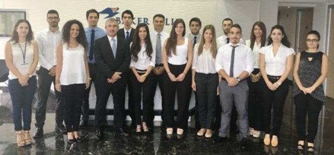 Baker Tilly in South East Europe welcomes its new University graduates