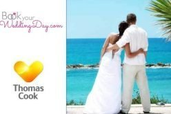 «Γάμος» για BookYourWeddingDay.com και Thomas Cook