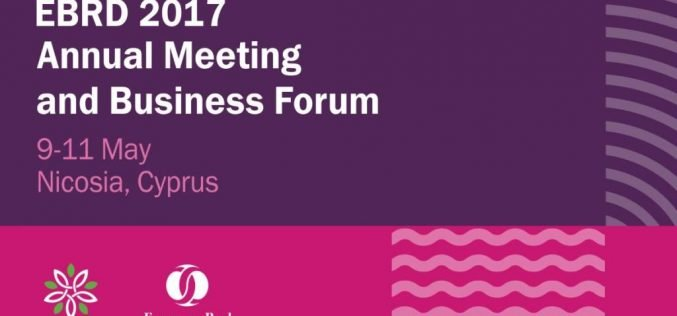 EBRD unveils programme for 2017 annual meeting in Cyprus