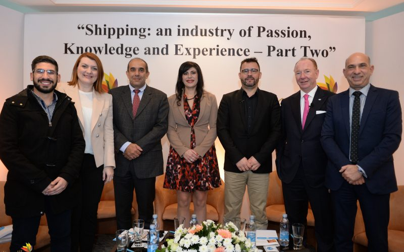 Shipping: An industry of passion, knowledge and experience