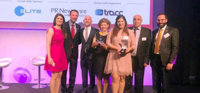 Διάκριση της Alion Vegetables & Fruit Co στα European Business Awards
