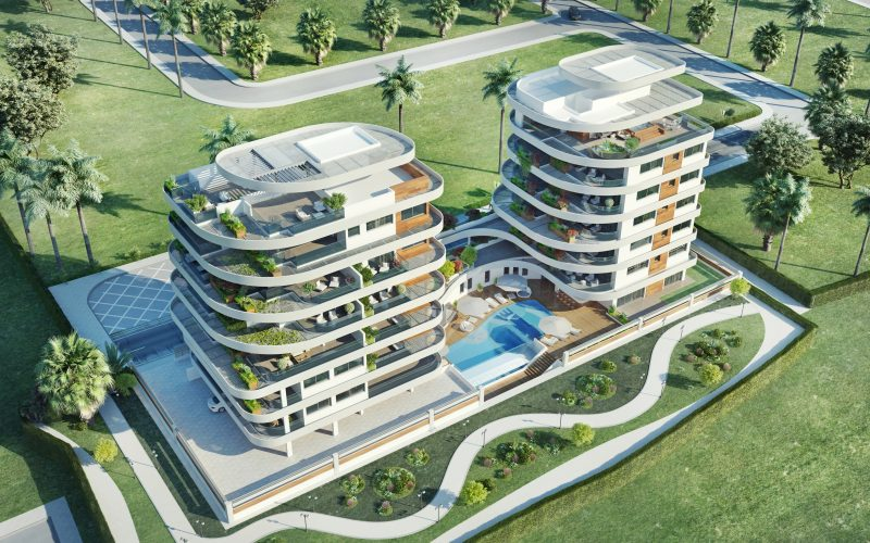 "Larnaca acquires its own ""Pearl"""