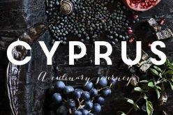 "Russian edition of the travel cookbook ""Cyprus-A Culinary Journey"""