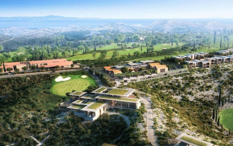 Pafilia invests €30 million in infrastructure and facilities at Minthis Hills