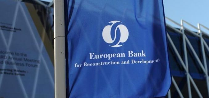 "EBRD awarded for ""contributions to economy of Cyprus"""