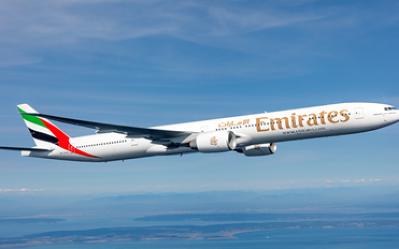 Travel luxuriously in Emirates' economy class