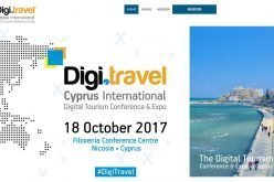 Στις 18 Οκτωβρίου το Digi.travel Cyprus International Conference and Expo