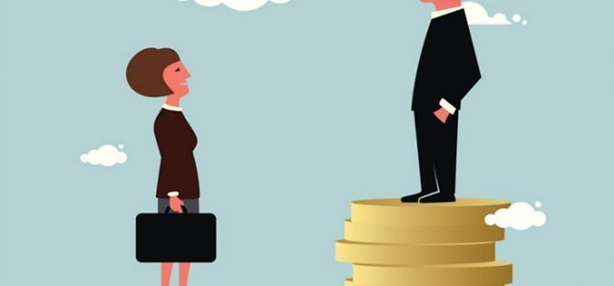 GENDER PAY GAP – Women work for free