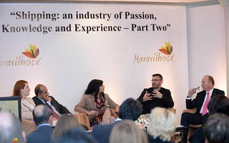 """Registrations are now open for the 3rd panel discussion """"Shipping: an industry of Passion, Knowledge and Experience """""""