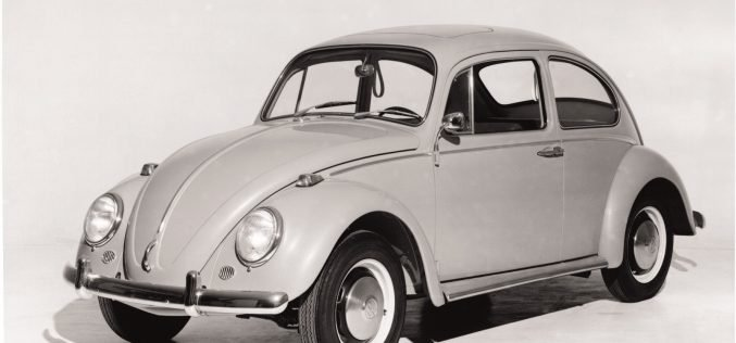 "From Beetle ""milestone"" to cars of the future"
