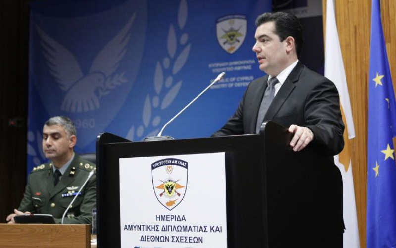 """Fokaides: UK is a """"key partner"""" for Cyprus"""
