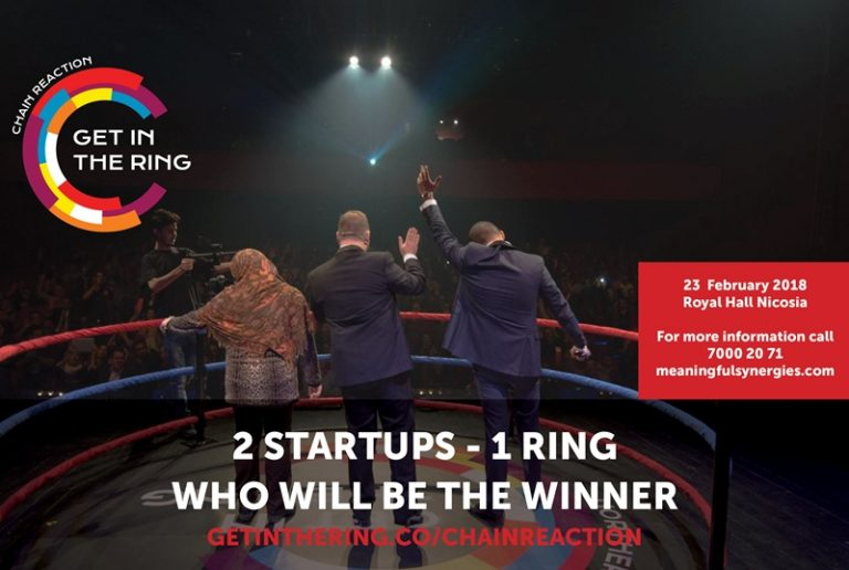 """""""Get in the Ring"""" makes its way to Cyprus on 23rd February 2018"""