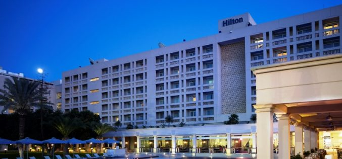 Hilton Cyprus has been granted a Trustees' Special Recognition Award