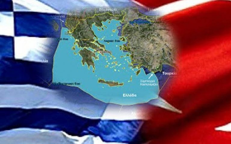 The energy wars of Turkey and the Thucydidean trap of Greece