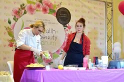 Over 100 exhibitors took part in the expo Health and Beauty Autumn 2018