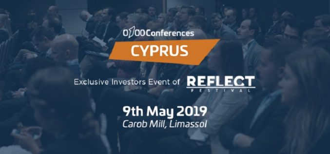 Venture Forum partnering with Reflect Festival for the first time in Cyprus this May