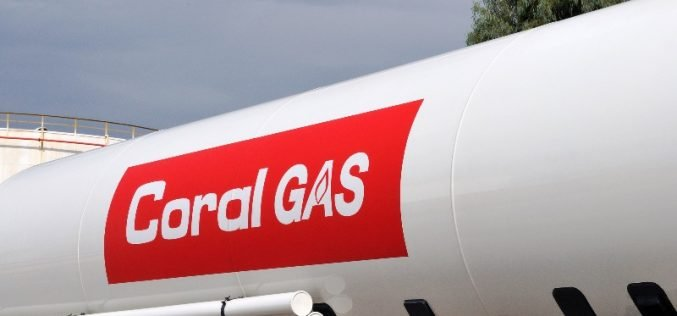 H Coral Gas στην Κύπρο