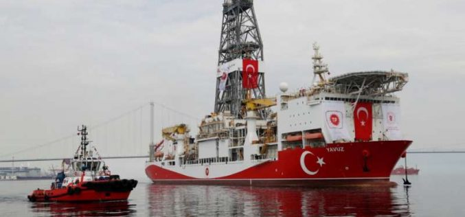 Measures against Turkey's invasion of Cyprus's EEZ