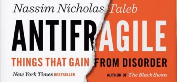 The Design of 'Antifragile' Innovations in the Age of Black Swans