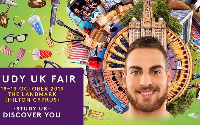 Study UK Fair 2019– Discover You