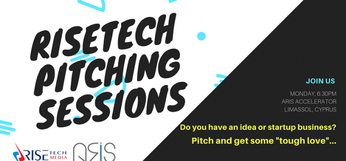 RiseTech Pitching Sessions: Speak with Impact