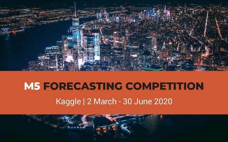 UNIC, Walmart and Kaggle Launch M5 Forecasting Competition