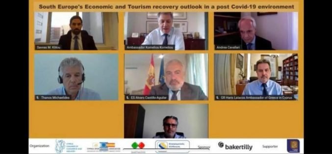 South East Europe's Economic and Tourism recovery outlook in a post Covid-19 environment
