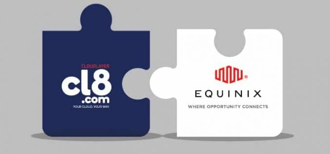 CL8 partners with Equinix