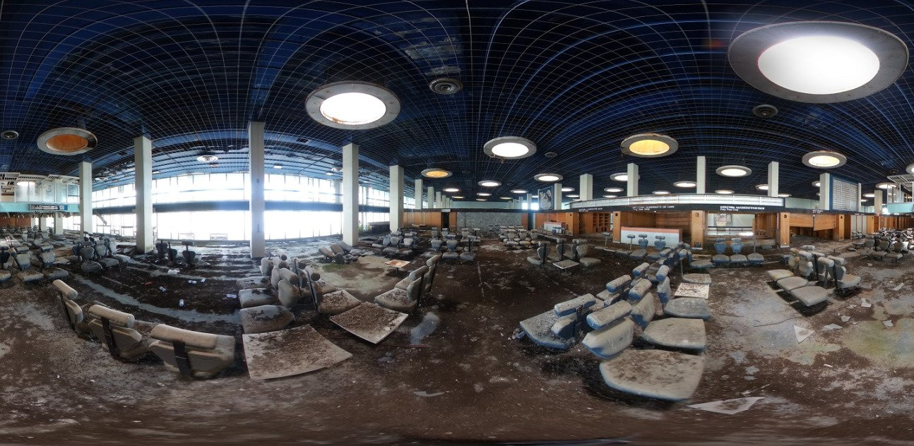 Recapturing the Spirit of the Old Nicosia Airport – the NIC project